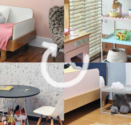 Veja em nosso artigo como planejar um design de quarto infantil versátil pensando no futuro.