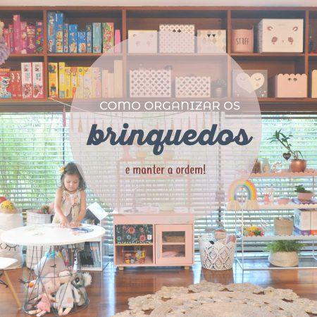 Confira como organizar os brinquedos com caixas aramadas, organizadores e caixas para guardar brinquedo. Veja nosso artigo!