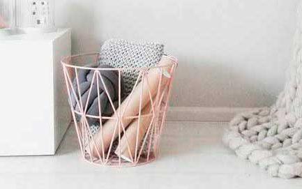 Confira as diversas utilidades caixa aramados decoração e organização nos ambientes