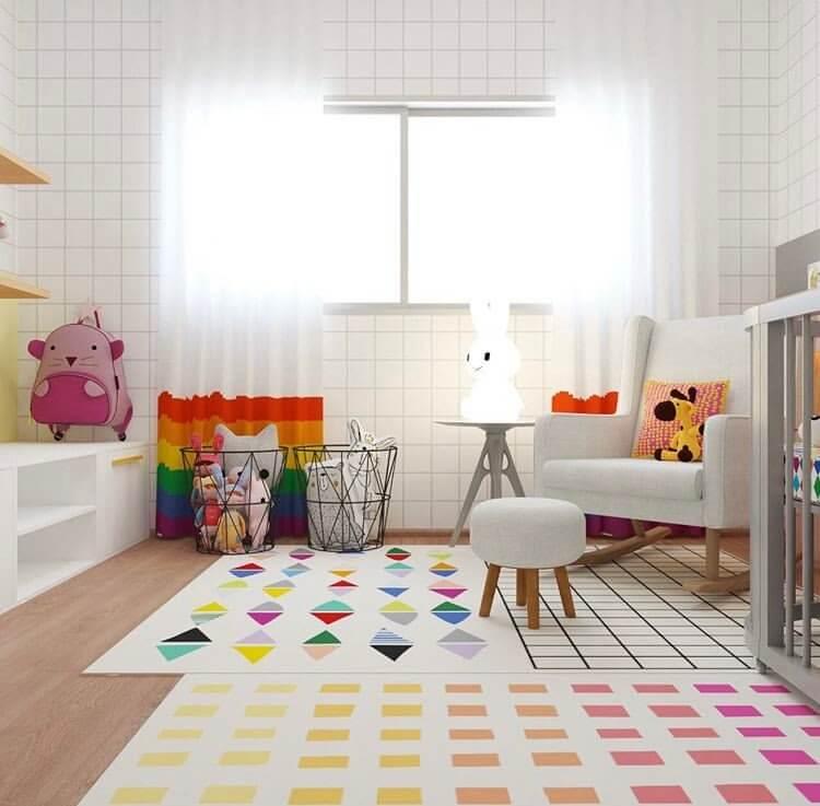 Imagem ilustrativa do Tapete playmat para crianças, produto Cadô Design!