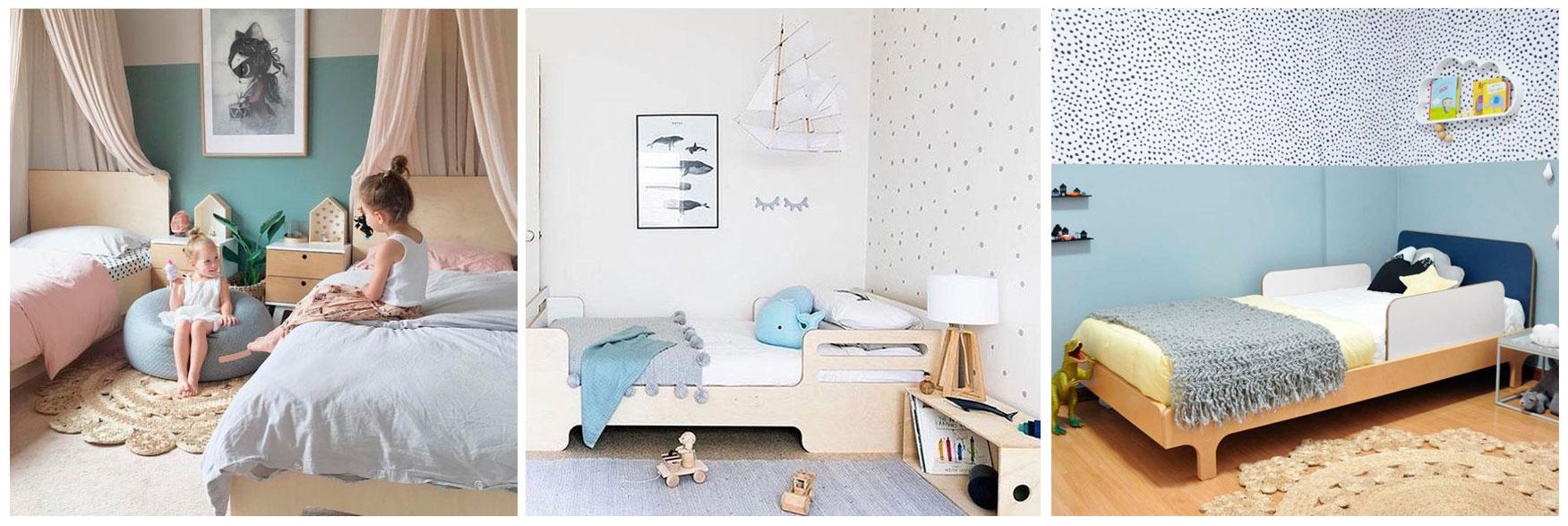 Como escolher cama infantil para criança - medidas cama infantil