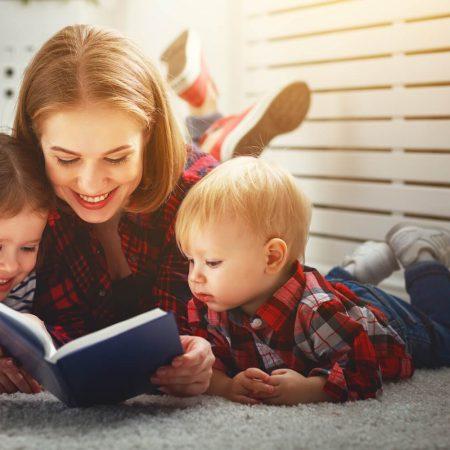 3 passos infalíveis para criar o hábito da leitura nas crianças